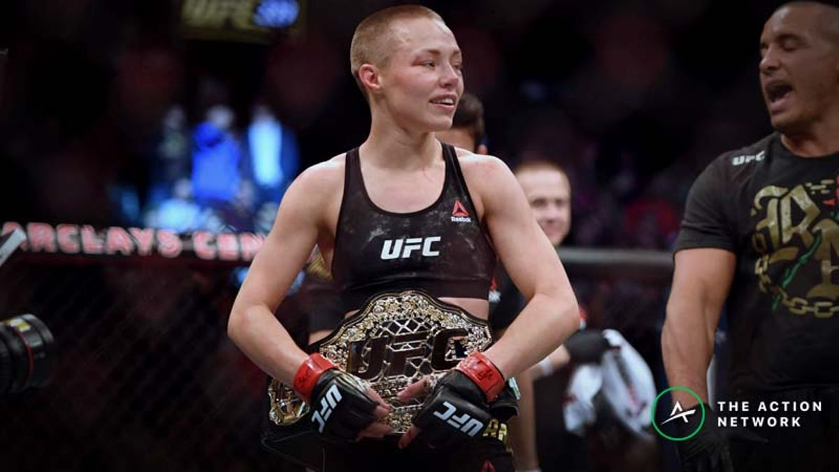 UFC 237 Main Event Betting Preview: Rose Namajunas meets Jessica Andrade in Brazil article feature image