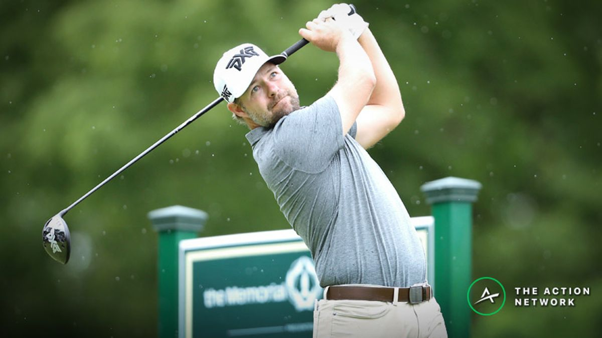 Sobel's 2019 Memorial Tournament Matchup Bets: Stick With Ryan Moore in Round 2? article feature image