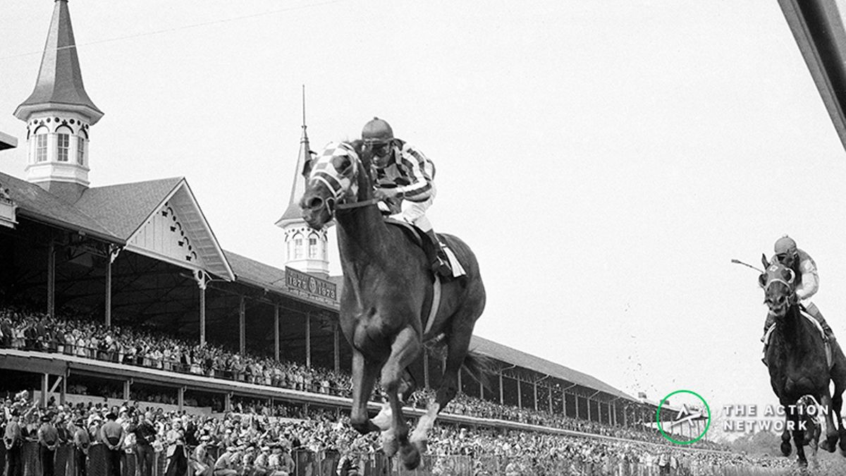 Freedman: Will Secretariat's Kentucky Derby Record Be Broken? article feature image
