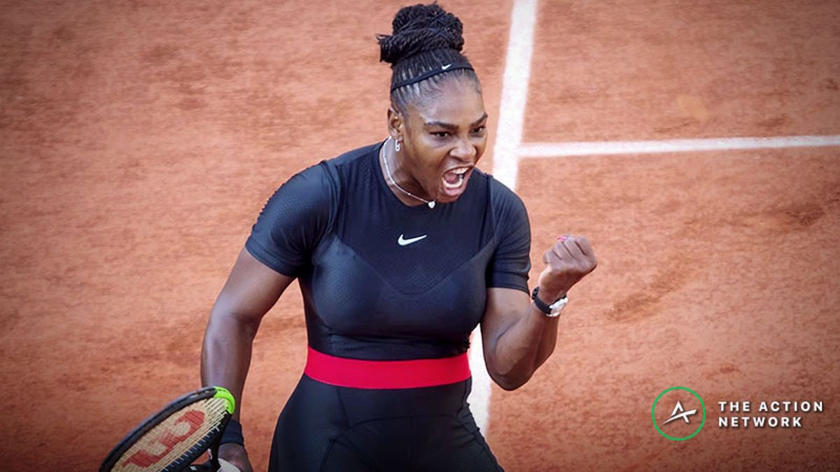 Stuckey: How to Read Serena Williams' French Open Odds and Recent Injury Woes article feature image
