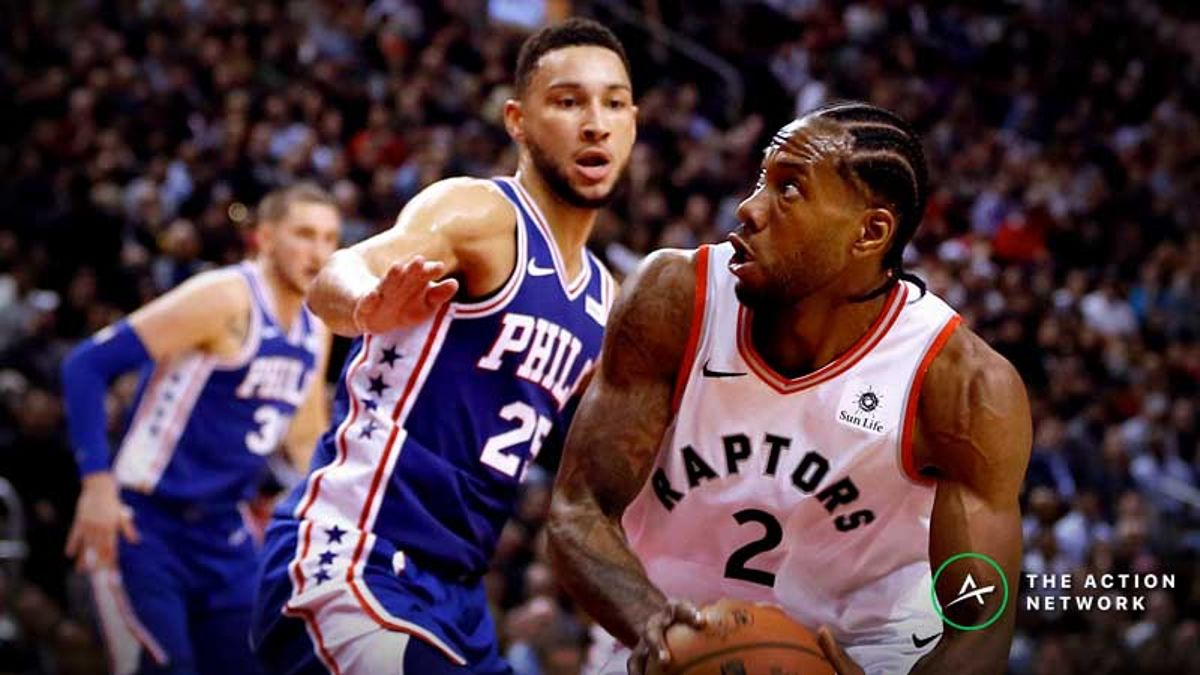 Sixers vs. Raptors Game 7 Betting Preview: Look to Live Betting for Value article feature image