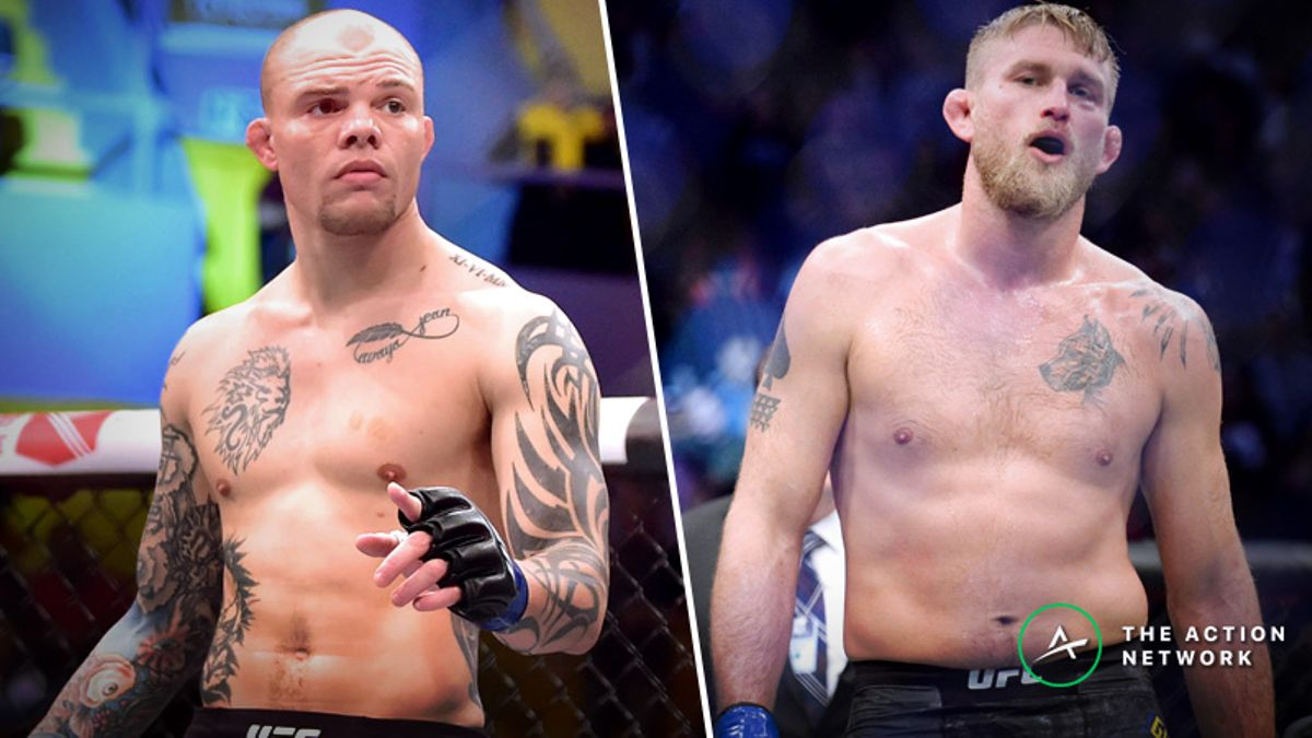 UFC on ESPN+ 11 Preview: Anthony Smith, Alexander Gustafsson Both Seeking Bounce-Back Win article feature image