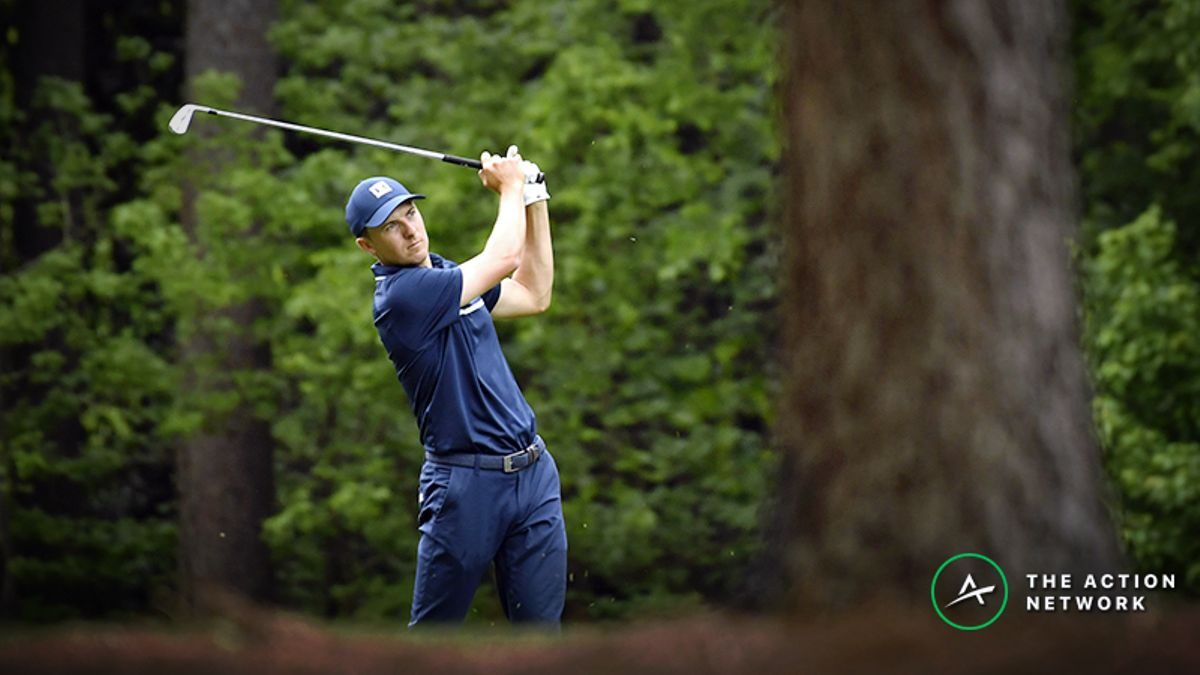 Sobel's AT&T Byron Nelson Preview: Is Now the Time to Buy Back on Jordan Spieth? article feature image