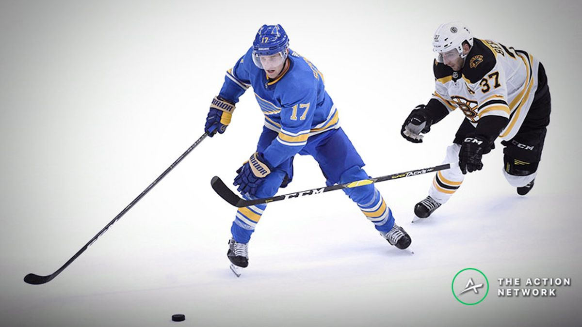 Blues vs. Bruins Betting Odds, Preview: Will St. Louis Steal Stanley Cup Final Game 1? article feature image