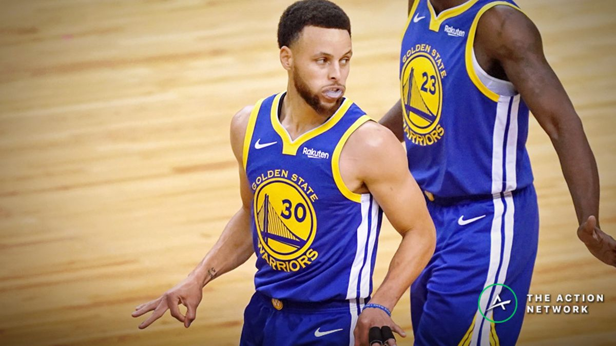 2019 NBA Finals Warriors vs. Raptors Game 2 Betting Preview: Will Golden State Even the Series? article feature image