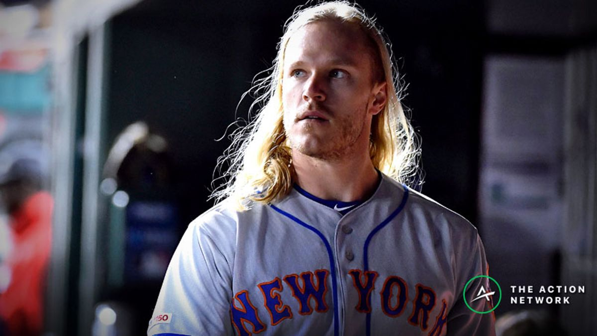 MLB Daily Betting Model, 5/29: Can Noah Syndergaard Regroup in LA? article feature image