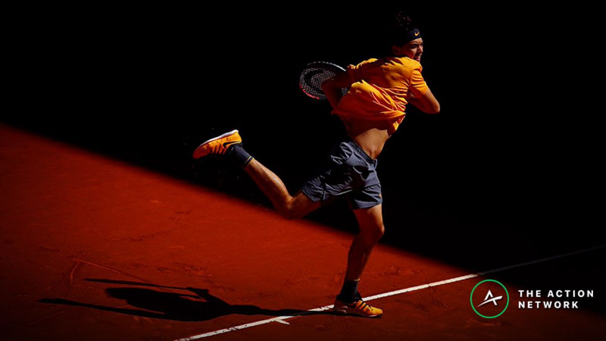 2019 ATP French Open Round 2 Betting Preview: Can American Taylor Fritz Advance? article feature image