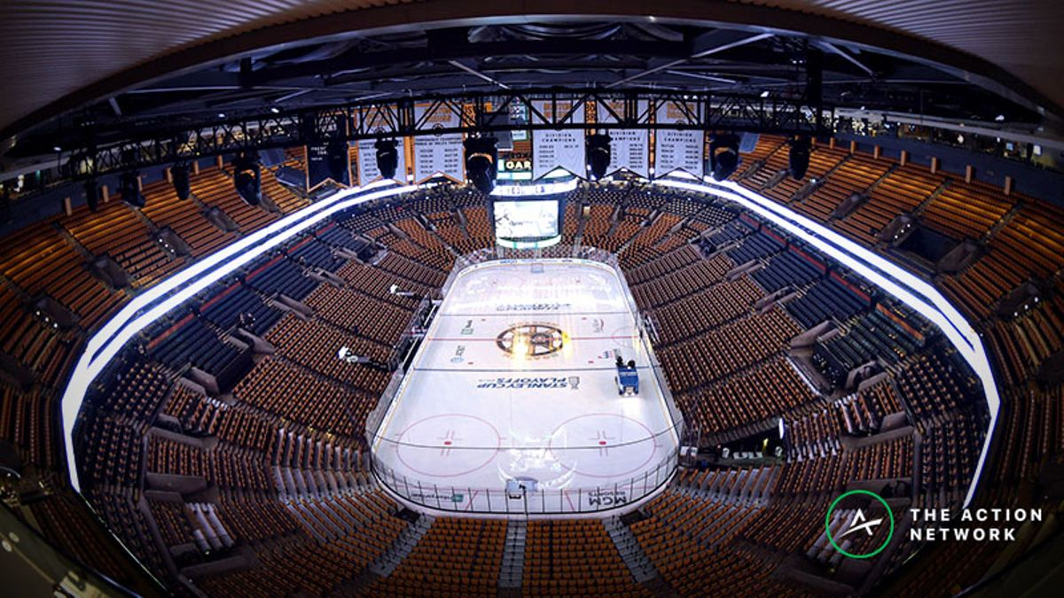 Stuckey: Is Home-Ice Advantage Overvalued in the Stanley Cup Playoffs? article feature image