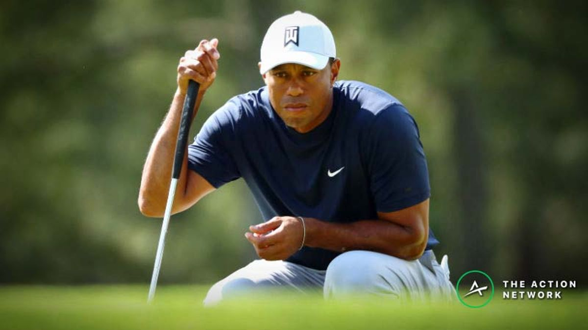 Sobel: Betting or Passing on 26 Tiger Woods Props for the 2019 PGA Championship article feature image