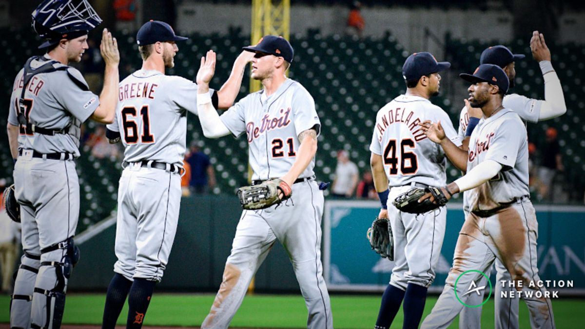 Tigers vs. Orioles Betting Pick: Should You Follow the Heavy Line Move? article feature image