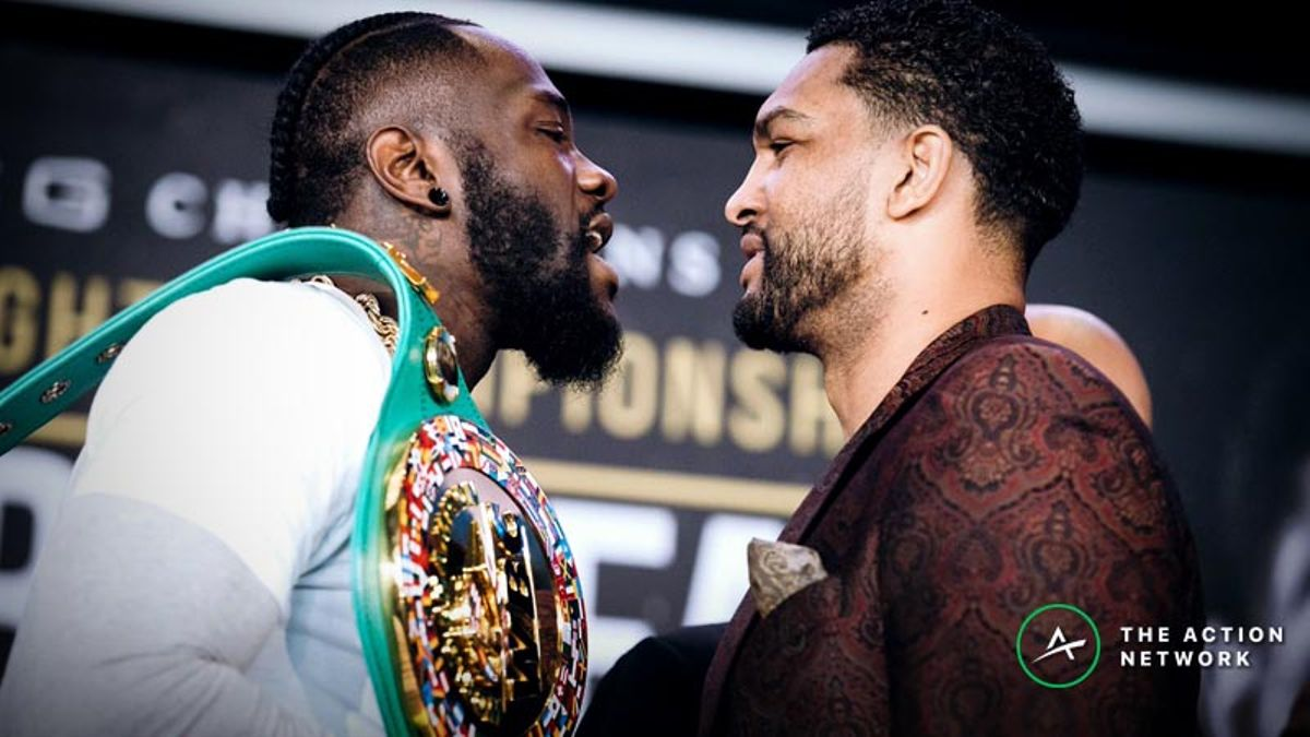 Boxing Expert Picks: Our Staff's Favorite Bets for Wilder vs. Breazeale article feature image