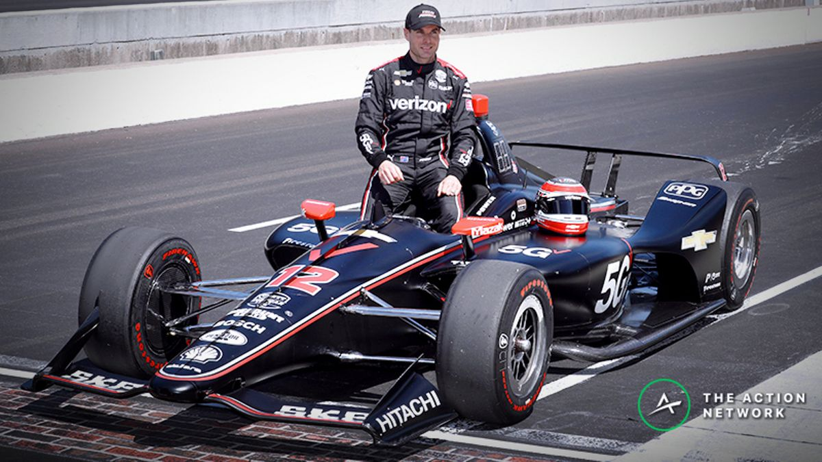 Indy 500 Odds, Starting Lineup: Will Power the 2019 Race Day Favorite article feature image