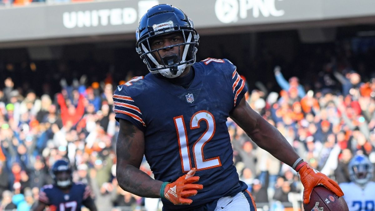 Can Allen Robinson Still Be a Fantasy Football WR1? article feature image