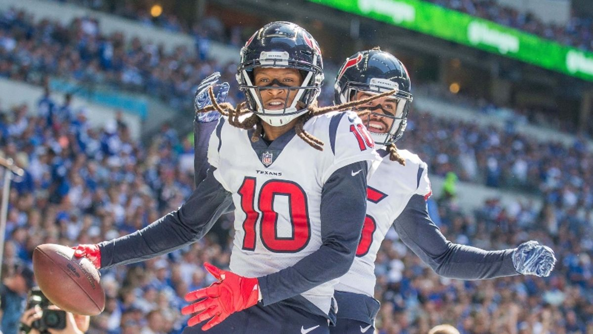 Koerner's Best Ball Fantasy Football Tiers: Wide Receivers article feature image