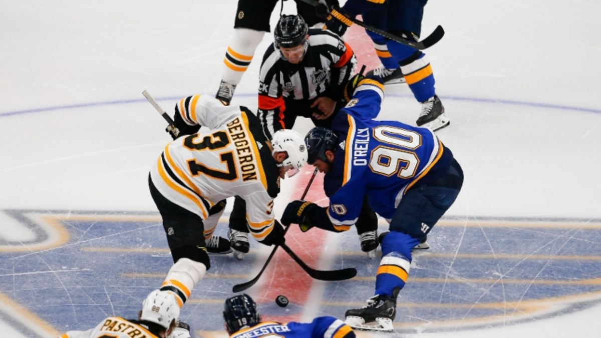 Blues vs. Bruins Stanley Cup Final Cheat Sheet: Game 7 Odds, Predictions, More article feature image