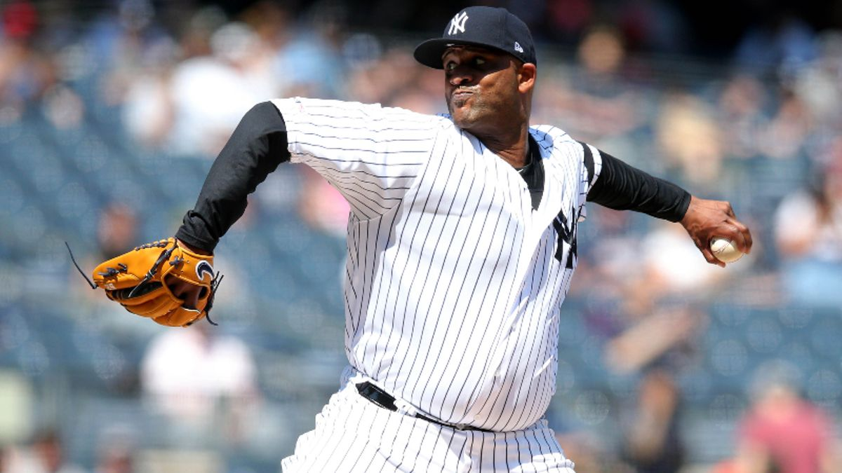 Rays-Yankees Betting Preview: CC Sabathia Thrives in Day Games article feature image