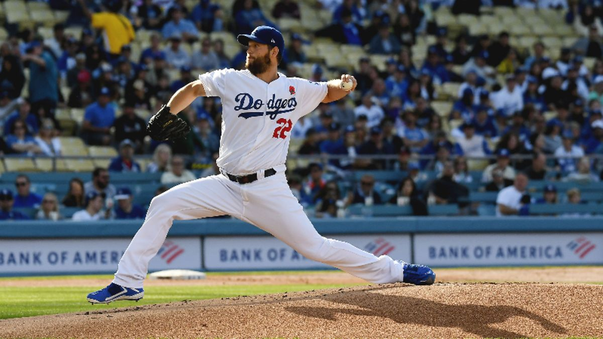 Dodgers-Diamondbacks Betting Preview: 5 Trends to Know for Kershaw vs. Greinke article feature image
