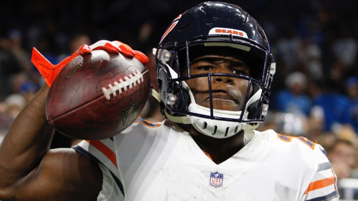 Tarik Cohen Fantasy Football Rankings, 2019 Projections, Analysis, More article feature image