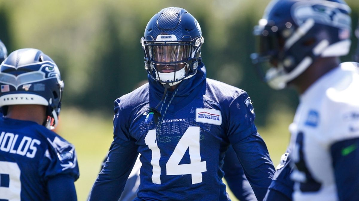 D.K. Metcalf Fantasy Football Rankings, 2019 Projections, Analysis, More article feature image