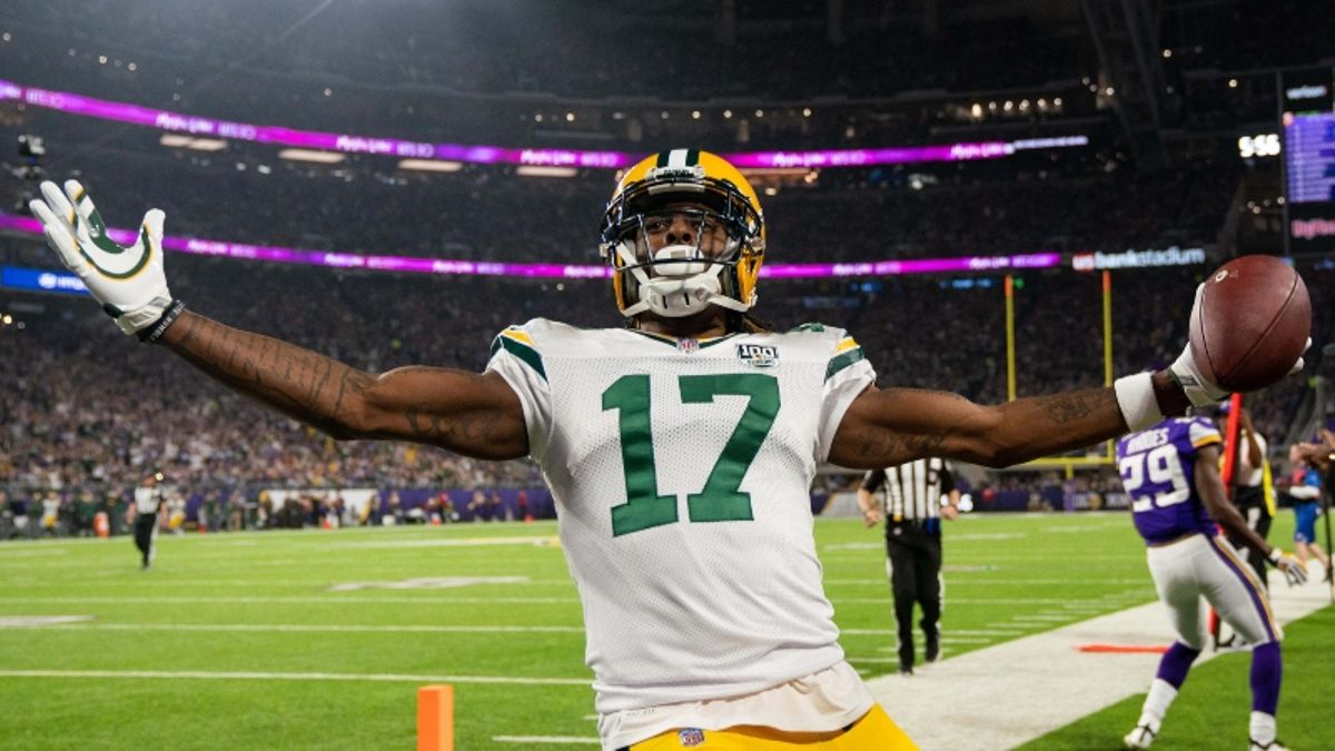 Davante Adams Fantasy Football Rankings, 2019 Projections, Analysis, More article feature image