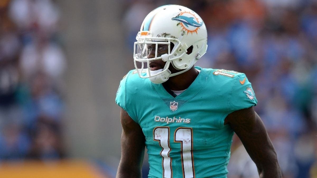 DeVante Parker Fantasy Football Rankings, 2019 Projections, Analysis, More article feature image