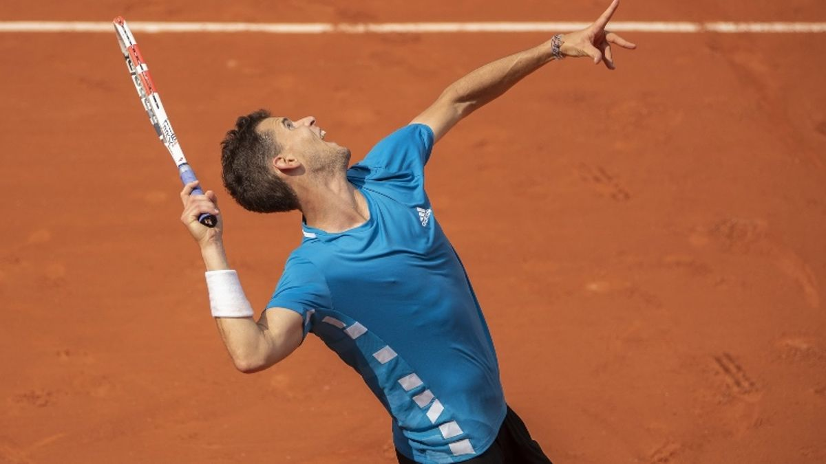 Thursday French Open Quarterfinal Preview: Favorite Bets for Thiem-Khachanov article feature image