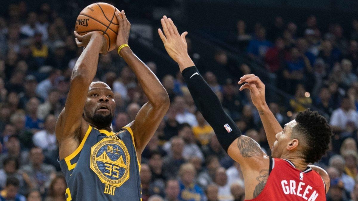 Raptors vs. Warriors NBA Finals Odds & Cheat Sheet: Expert Picks, KD's Return, More article feature image