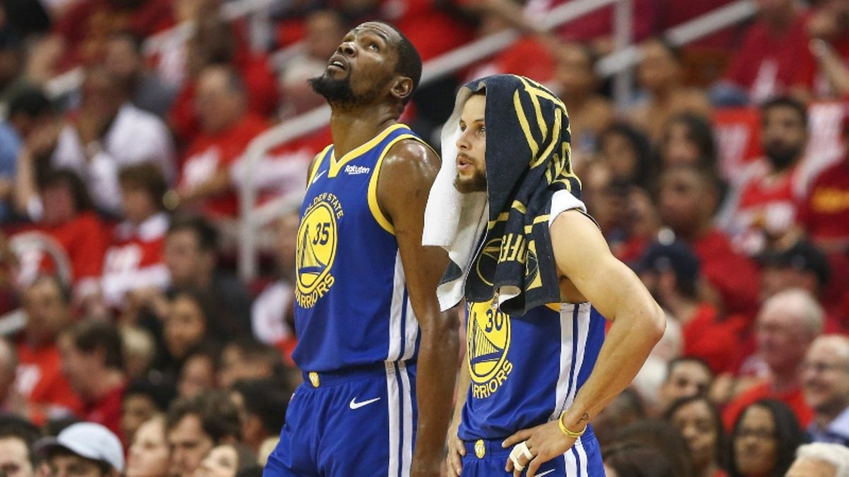 Moore: What Kevin Durant's Injury Means for His Future, the Warriors, the NBA and These Finals article feature image