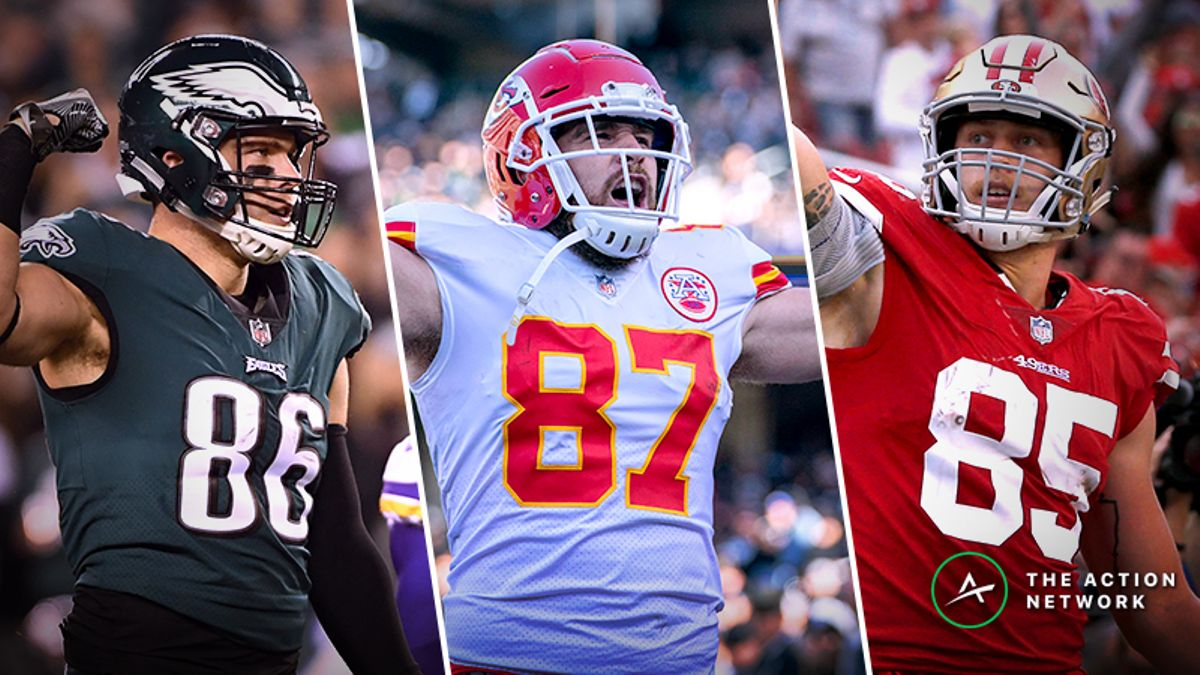 Fantasy Football Tight Ends to Target (Or Avoid) in 2019 article feature image