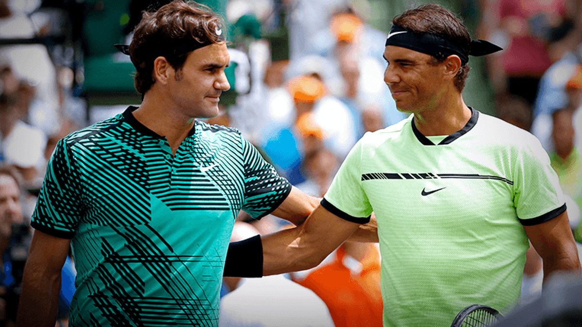 Nadal vs. Federer Odds: Rafa Is Historic Betting Favorite in French Open Semis article feature image