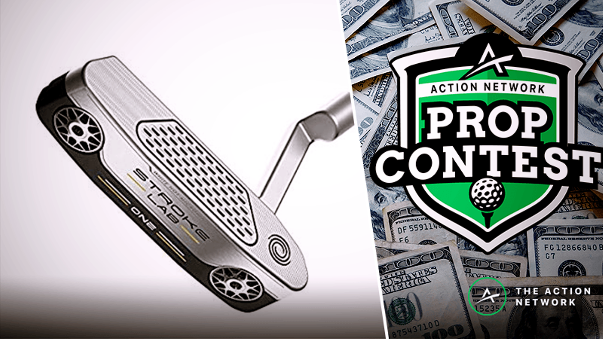 Win a Odyssey Stroke Lab Putter: Enter The FREE Golf Digest + Action Network U.S. Open Props Contest article feature image