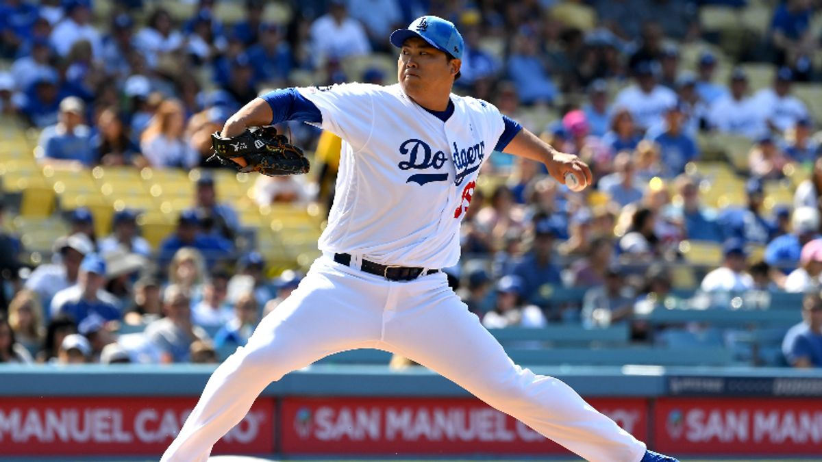 Rockies-Dodgers Betting Preview: Will Hyun-Jin Ryu Continue His Hot 2019 Start vs. Colorado? article feature image