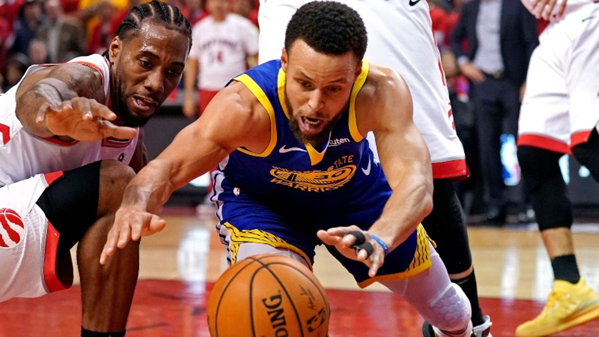 NBA Finals Game 6 Expert Predictions: Betting Tips for Raptors vs. Warriors article feature image