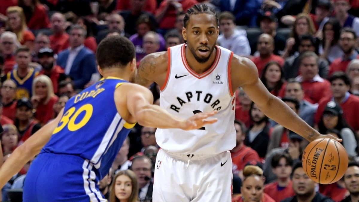 Raptors vs. Warriors Game 3 NBA Finals Betting Guide: The Impact of Klay's Injury article feature image