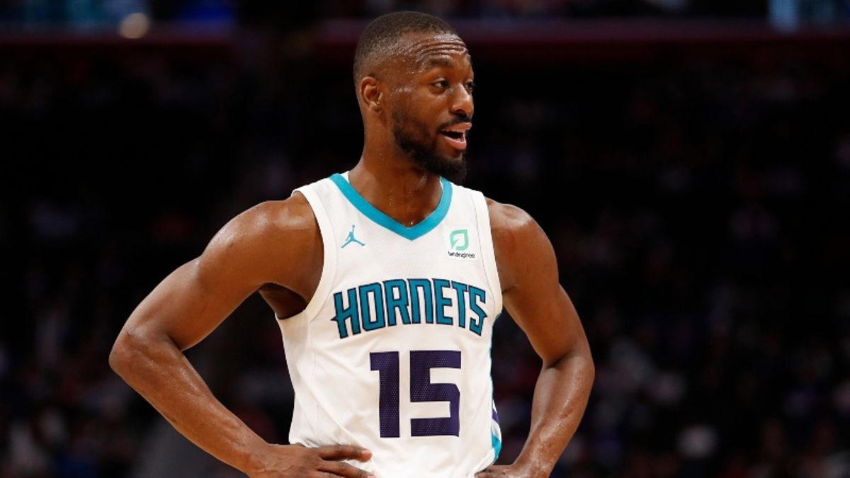 How Kemba Walker to Celtics or Mavericks Would Affect Futures Betting Market article feature image