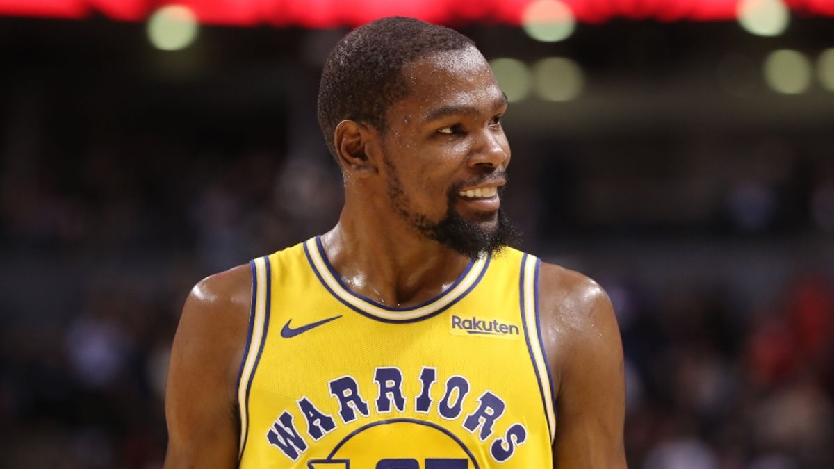 NBA Finals Game 5 Picks for Monday's Warriors-Raptors Showdown article feature image