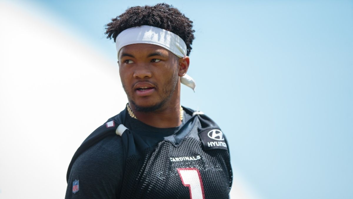 How High Is Kyler Murray's Fantasy Football Ceiling? article feature image