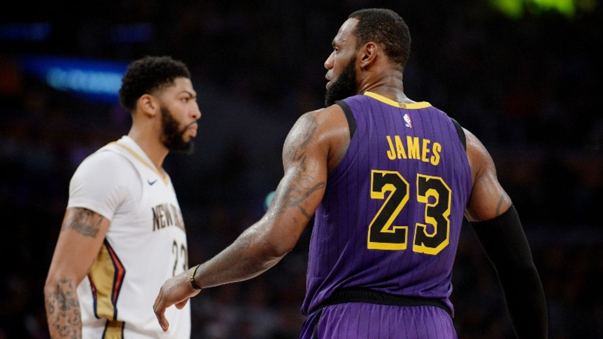 Moore: Breaking Down Early 2020 NBA MVP Odds After Anthony Davis-Lakers Trade article feature image