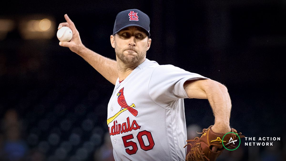 MLB Daily Betting Model, 6/2: Can Wainwright, Cardinals Bullpen Gain Home Sweep over Cubs? article feature image