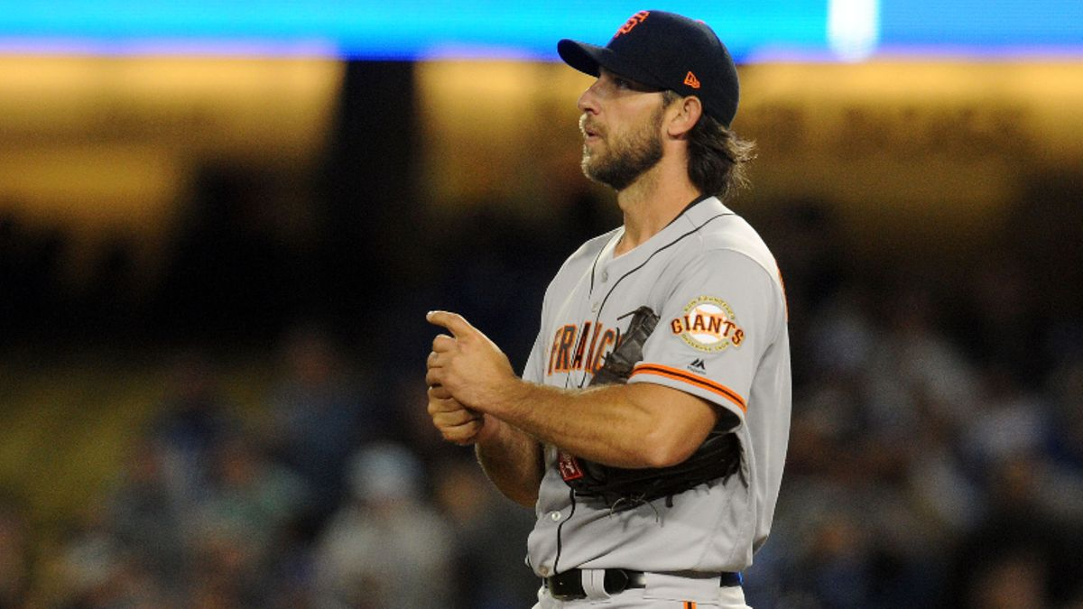 Mets vs. Giants Betting Preview: Can Bumgarner Continue His Success Against New York? article feature image