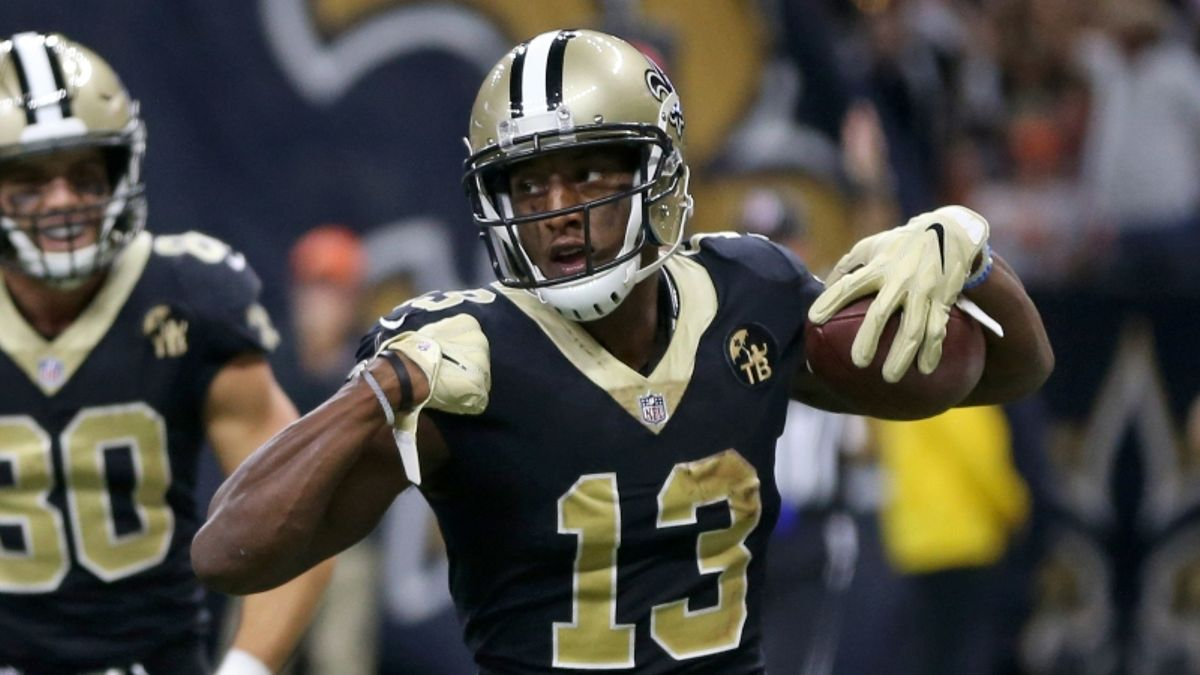Where Does Michael Thomas Rank among the Best Fantasy Football WRs? article feature image