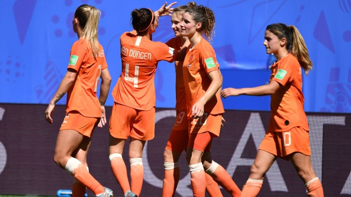 Women's World Cup Semifinal Odds, Betting Preview: Netherlands Favored Over Sweden article feature image
