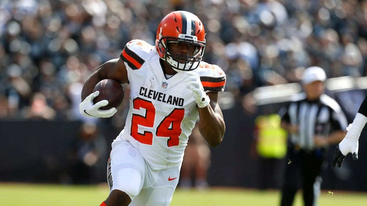 Nick Chubb Fantasy Football Rankings, 2019 Projections, Analysis, More article feature image