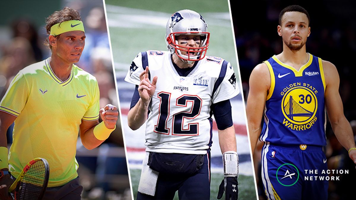A Betting Futures Study: Which Major Sports Have the Most Parity? article feature image