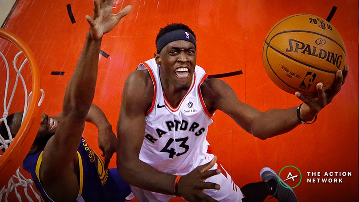 Moore: Why Pascal Siakam's Game 1 Looks Sustainable, What It Means for His Game 2 Prop article feature image