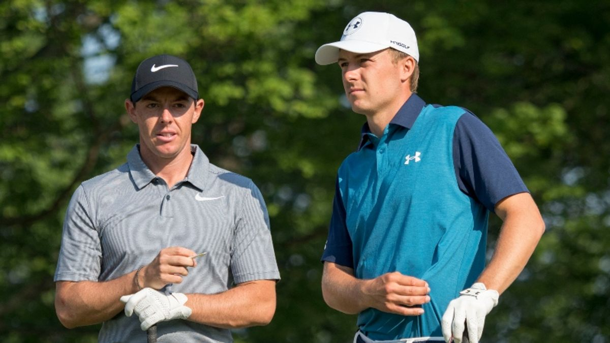 5 Big-Name U.S. Open Matchup Bets: Will Spieth Pull Upset vs. Rory? article feature image