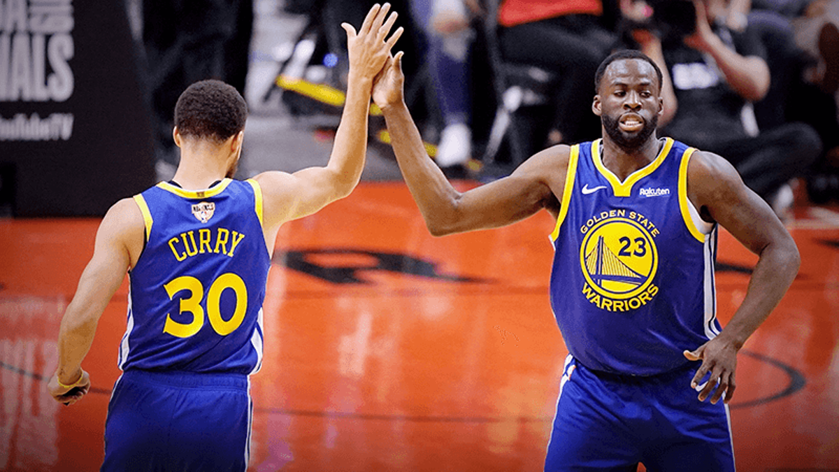 Strength in Numbers: How Warriors Use Passing, Assists to Beat Betting Markets article feature image