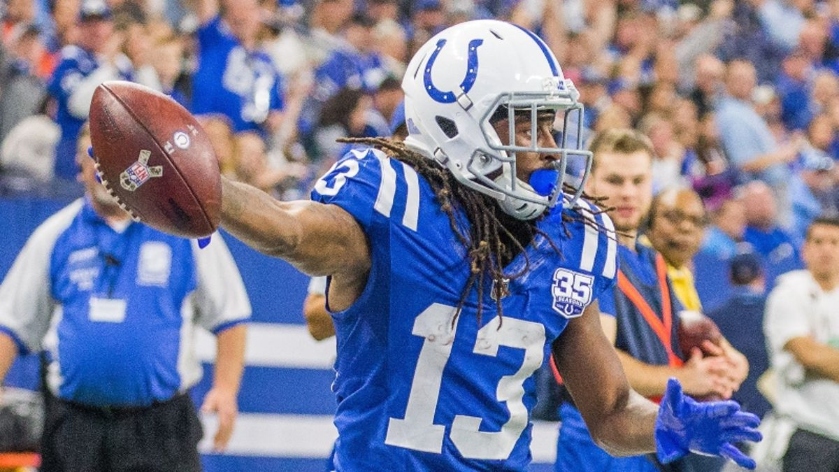 Is T.Y. Hilton an Elite Fantasy Football Wide Receiver? article feature image
