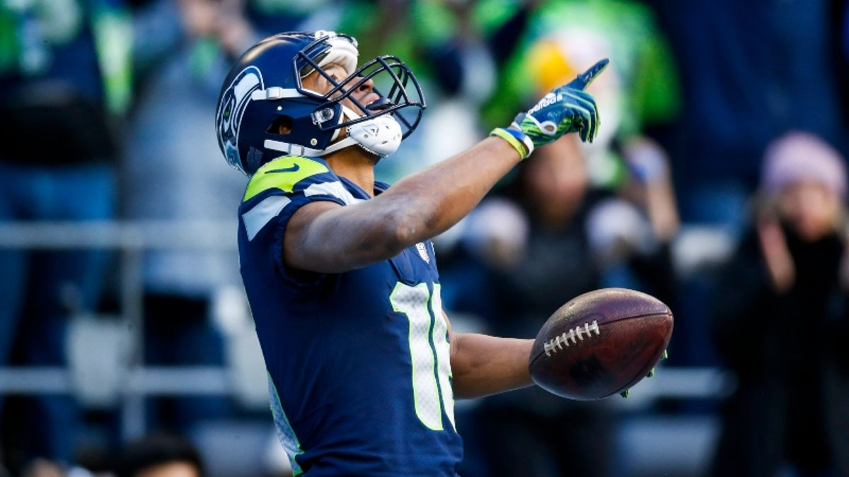 How High Is Tyler Lockett's 2019 Fantasy Football Ceiling as Seahawks No. 1 WR? article feature image