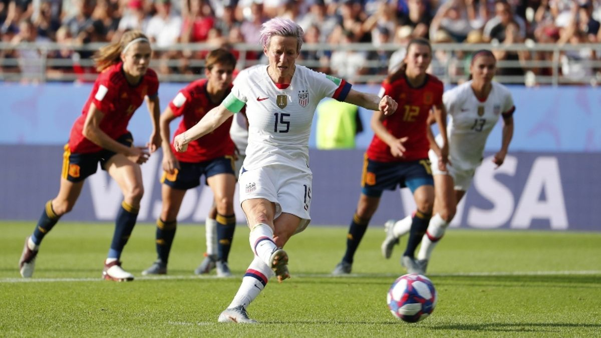 Women's World Cup Quarterfinal Betting Odds, Preview: USA vs. France article feature image
